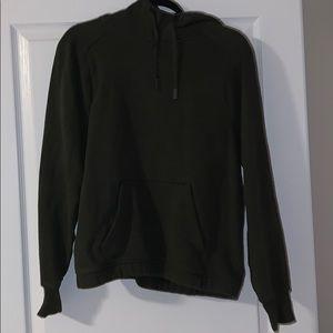 Lululemon hoodie green
